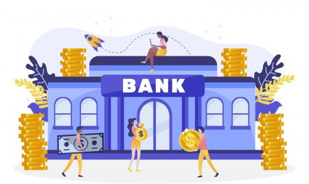 Setoran dan Penarikan di Exness menggunakan Transfer Bank Offline (Binder)