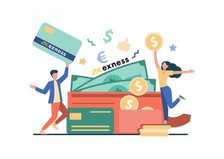 Cara Menarik dan Melakukan Deposit Uang di Exness